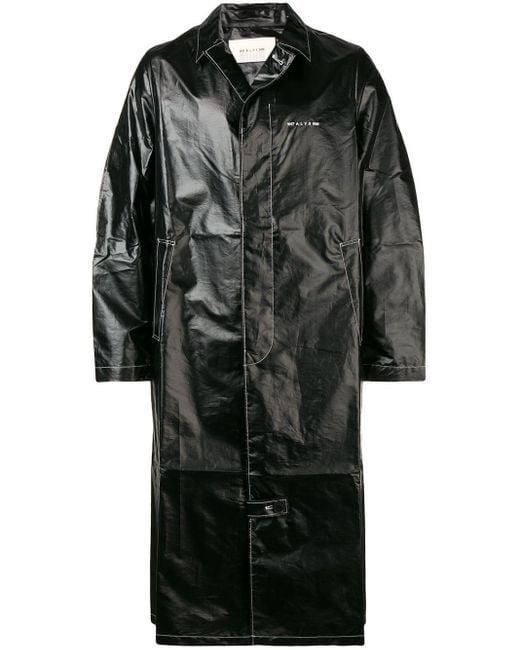 メンズ 1017 ALYX 9SM シングルコート Black