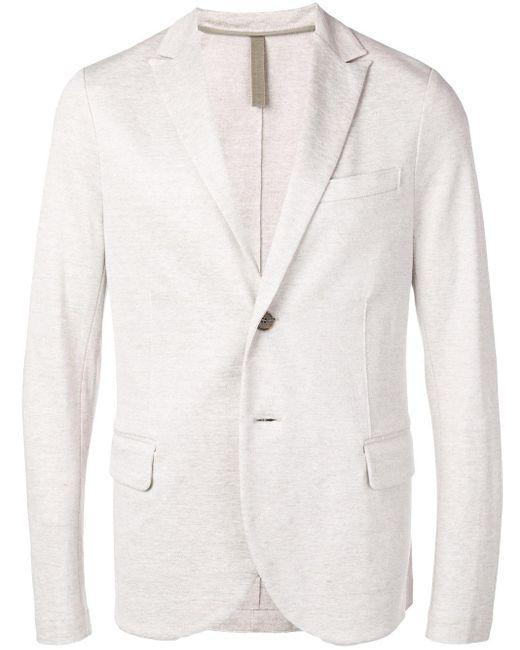メンズ Harris Wharf London ライトジャケット White