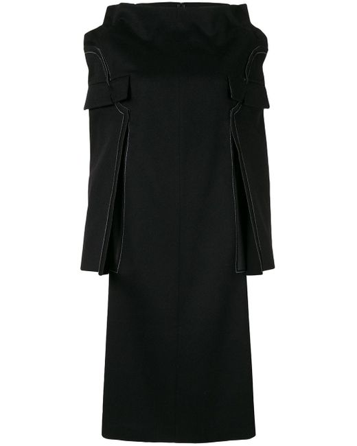 Maison Margiela スリップドレス Black
