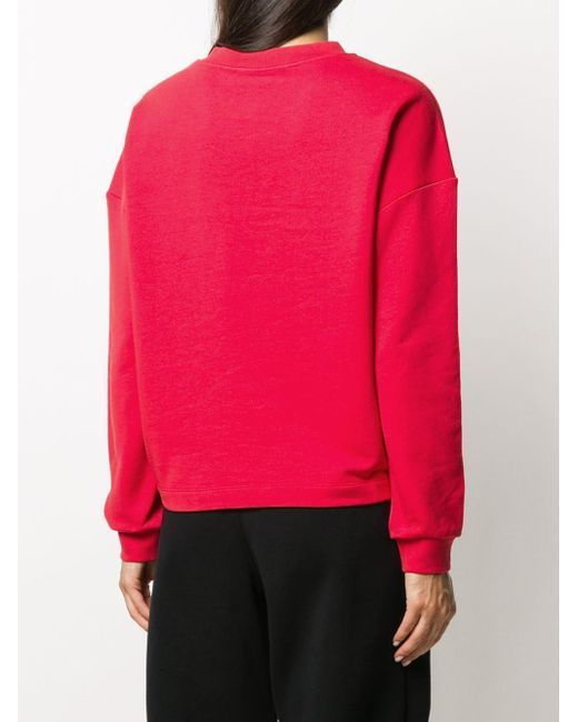 Love Moschino ハートプリント スウェットシャツ Multicolor
