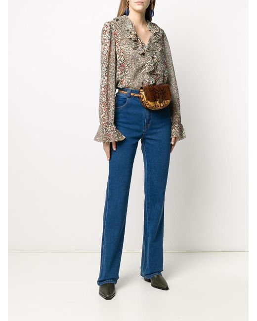 See By Chloé ブーツカット ジーンズ Blue