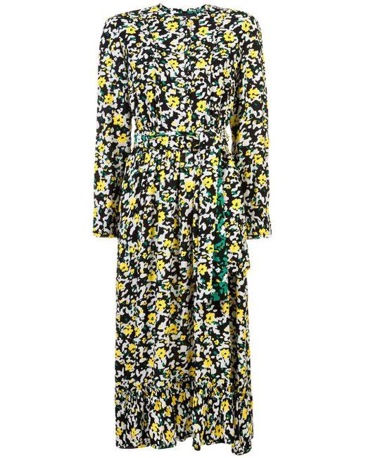 Proenza Schouler Wildflower ドレス Multicolor