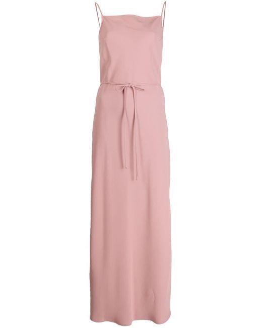 Calvin Klein スリップドレス Pink