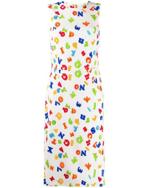 Moschino プリント ドレス Multicolor