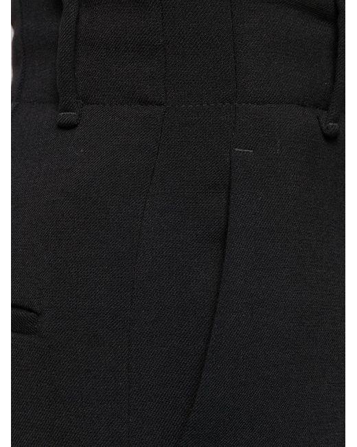 Укороченные Брюки Кроя Слим Pinko, цвет: Black