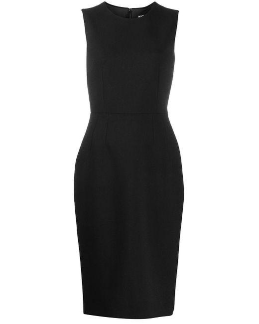 Dolce & Gabbana スリムフィット ドレス Black