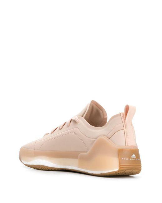 Adidas By Stella McCartney ローカット スニーカー Pink