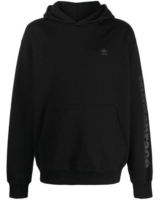 Adidas Basics スウェットパーカー Black