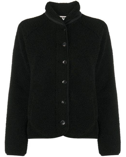 YMC ボタン ジャケット Black