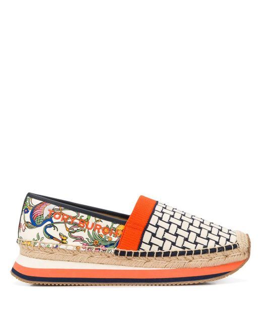 Tory Burch Promised Land エスパドリーユ Multicolor