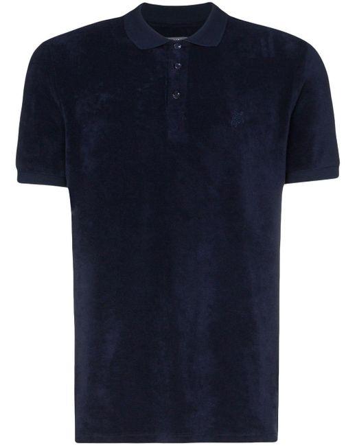 メンズ Vilebrequin Pacific ポロシャツ Blue