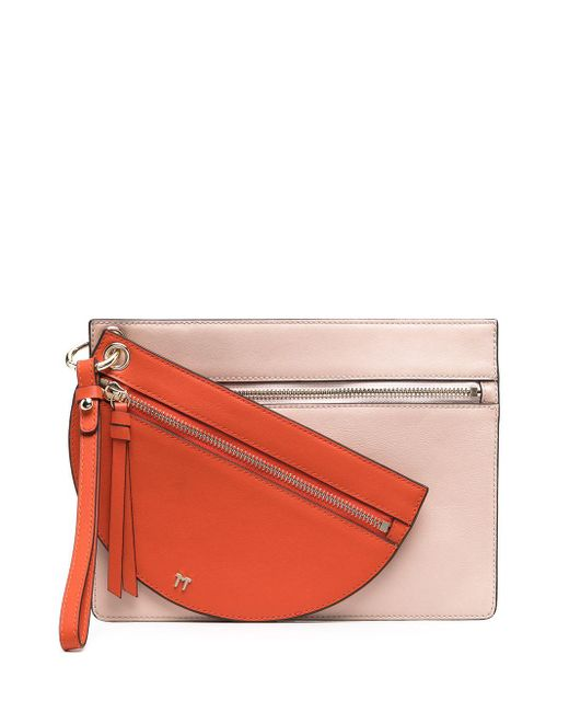 Tila March Annabelle クラッチバッグ Pink