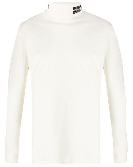 メンズ Raf Simons タートルネック セーター Multicolor