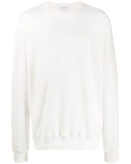 メンズ Ih Nom Uh Nit プリント スウェットシャツ White