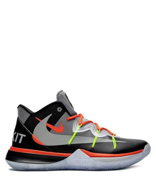 メンズ Nike Kyrie 5 All Star Tv Pe 5 スニーカー Black