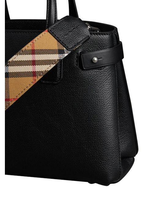 Маленькая Сумка Banner Burberry, цвет: Black