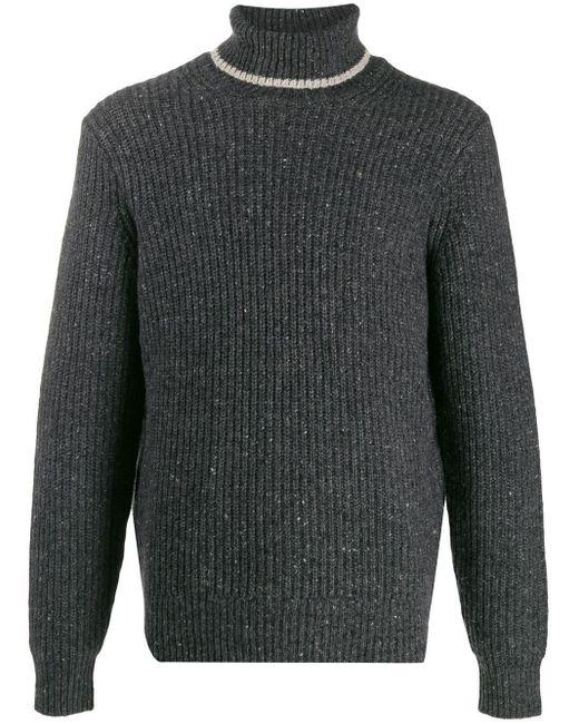 メンズ Alex Mill タートルネック セーター Multicolor