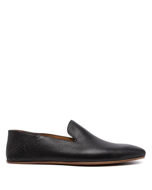 メンズ Magnanni Shoes Hughes レザーローファー Black
