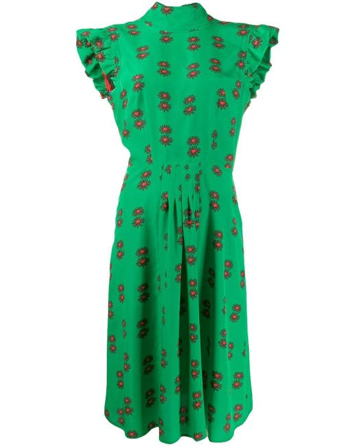 LaDoubleJ Bon Ton ドレス Green