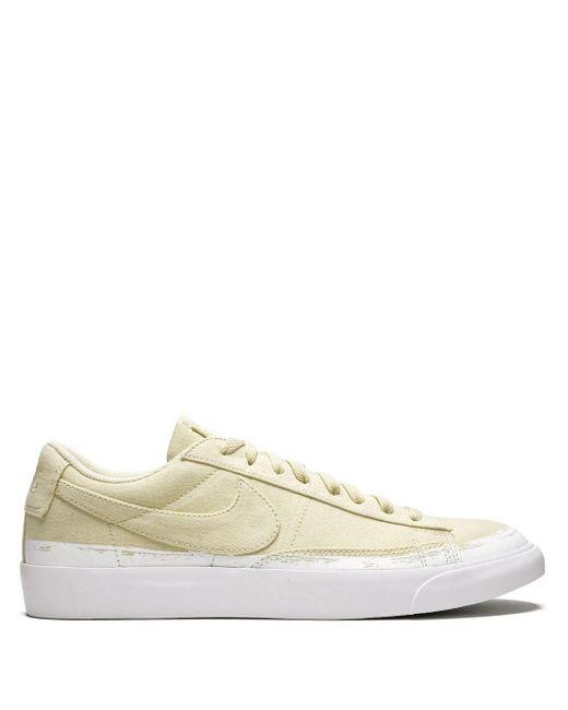 Кеды Blazer Low Nike для него, цвет: Yellow