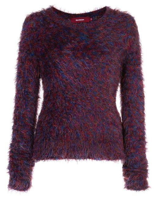 Sies Marjan Ange セーター Purple
