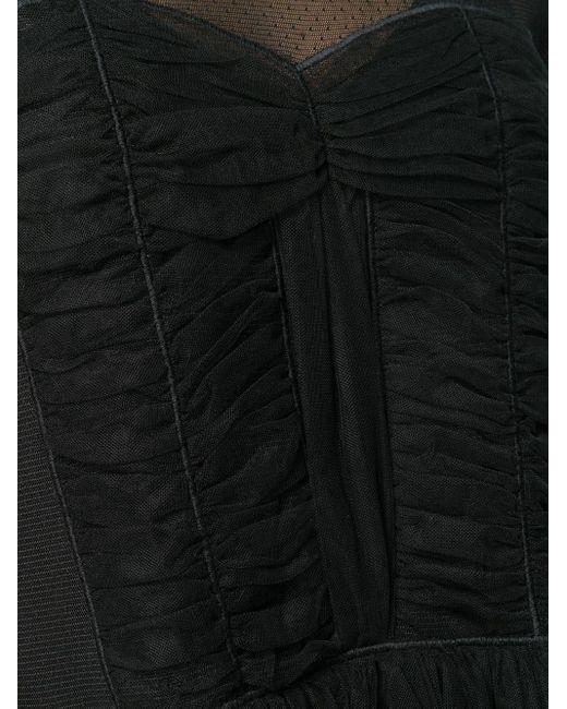Viktor & Rolf ハート ドレス Black