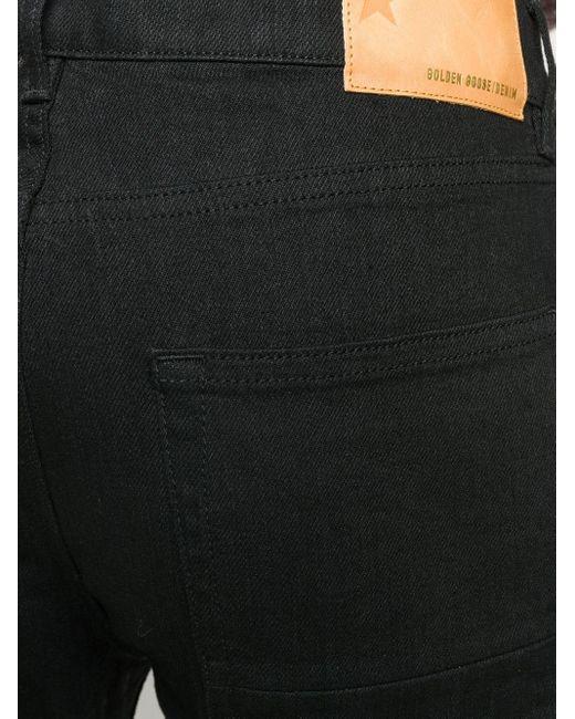 メンズ Golden Goose Deluxe Brand スキニージーンズ Black