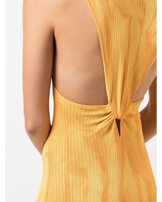 Платье Асимметричного Кроя С Принтом Тай-дай Proenza Schouler, цвет: Multicolor