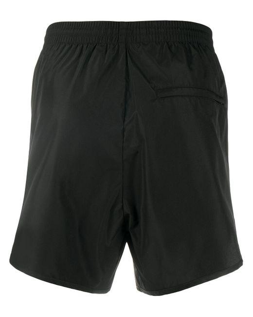 メンズ Balenciaga ランニングショーツ Black