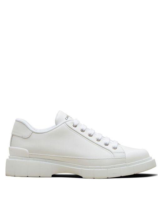 Car Shoe ブロック スニーカー White