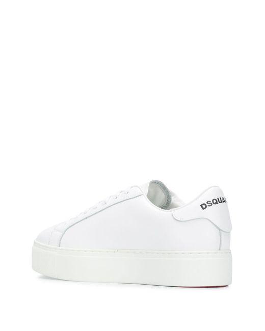 DSquared² I Love スニーカー White