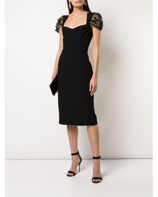 Haney Connie ドレス Black