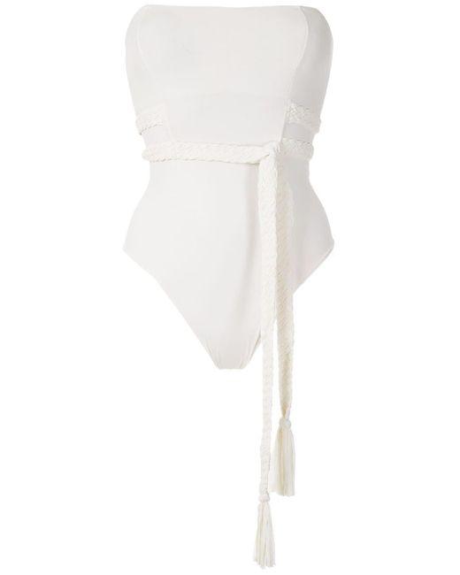 Clube Bossa Landova ワンピース水着 White