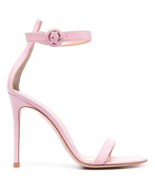 Sandalias Athena Gianvito Rossi de color Pink