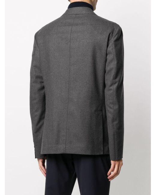 メンズ Eleventy ウールジャケット Gray