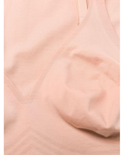 Wolford Forming ボディスーツ Pink