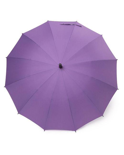 Зонт С Плетеным Ремешком Discord Yohji Yamamoto, цвет: Purple