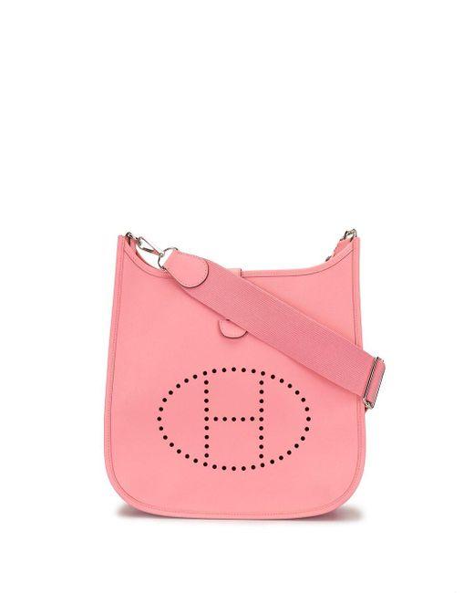 Сумка Через Плечо Evelyne Iii Pm 2015-го Года Hermès, цвет: Pink