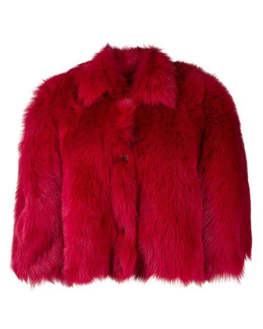 RED Valentino オーバーサイズ ジャケット Red