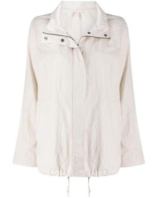 Eileen Fisher White Klassische Jacke