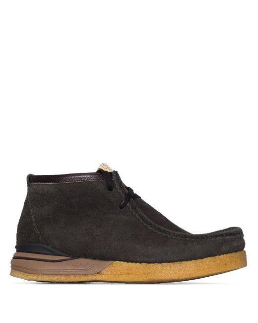 メンズ Visvim Beuys Trekker Folk ブーツ Black
