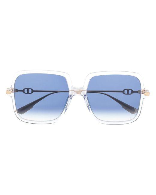 Очки С Затемненными Линзами Dior, цвет: Blue