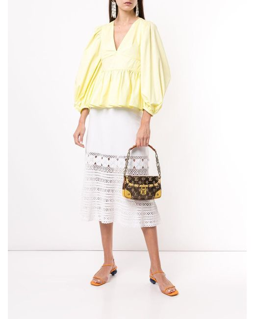 Сумка На Плечо 2004-го Года С Монограммой Pre-owned Louis Vuitton, цвет: Brown