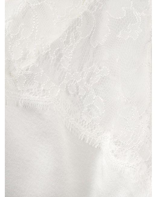 Gilda & Pearl Gilda Camisole ルームウェア White