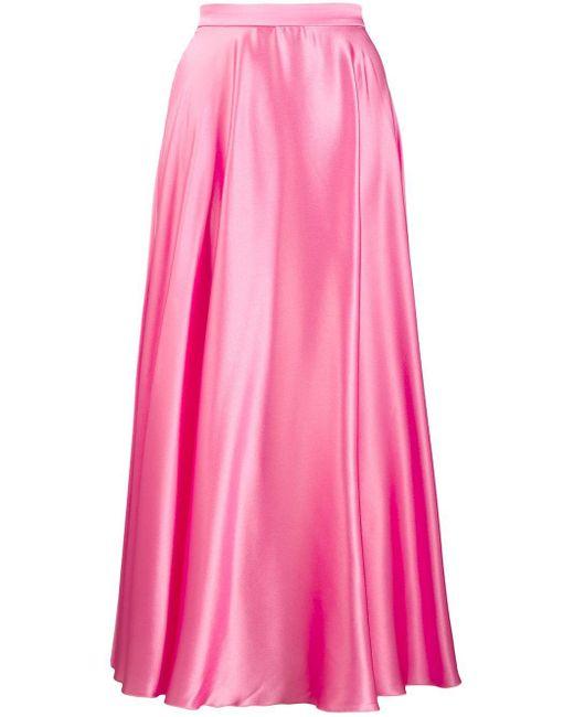 MSGM マキシスカート Pink