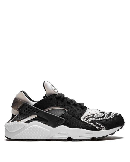 Кроссовки Air Huarache Run Nike для него, цвет: Black