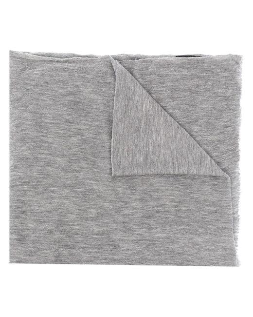 Isabel Marant ファインニット スカーフ Gray