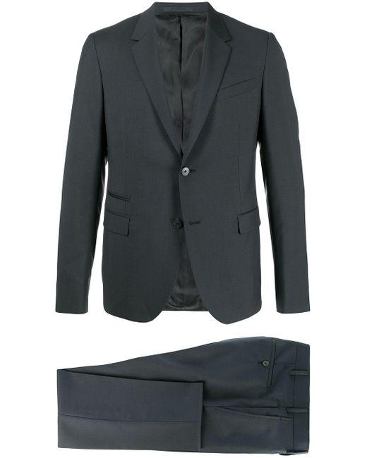 メンズ Valentino ツーピーススーツ Gray