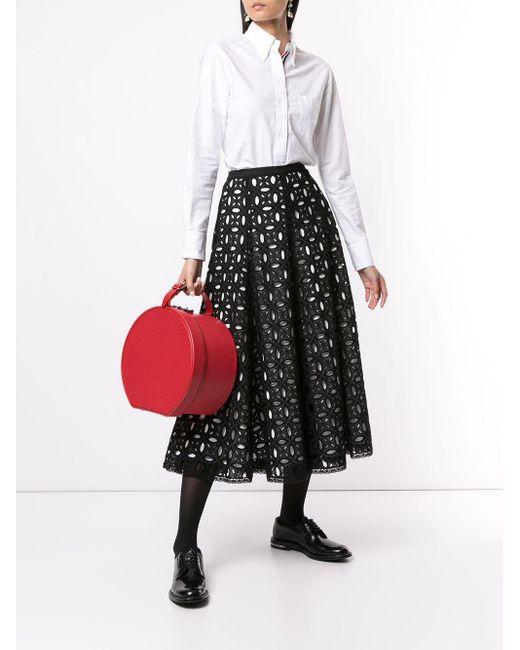 Коробка Для Шляпы Boite Chapeaux 30 Pre-owned Louis Vuitton, цвет: Red