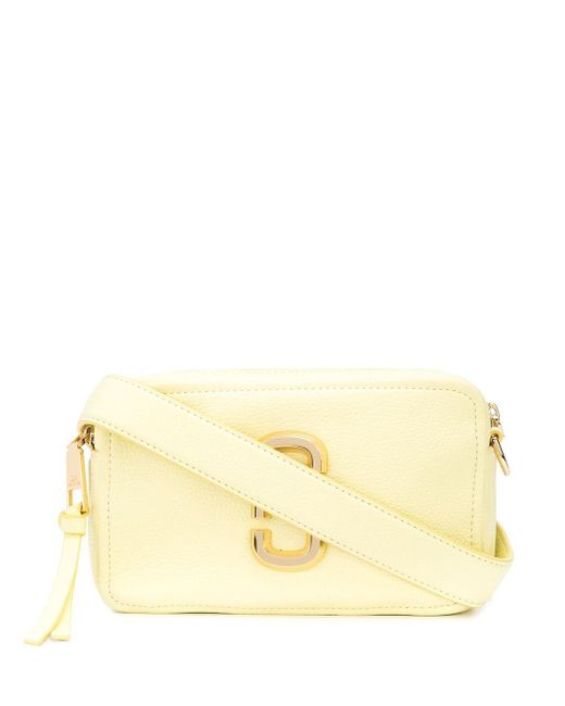 Marc Jacobs The Softshot バッグ Yellow